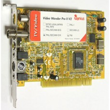 ТВ-тюнер БУ GENIUS VIDEO WONDER PRO II V2 [PCI]